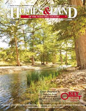 HOMES & LAND Magazine Cover. Vol. 27, Issue 09, Page 4.