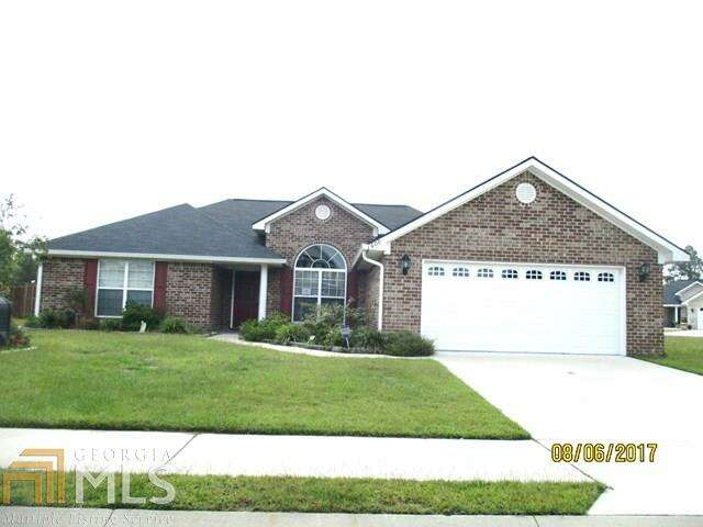 Real Estate for Sale, ListingId:47086202, location: 600 Kendall Ct Hinesville 31313