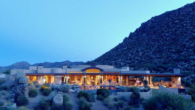 Single Family for Sale at 11267 E Troon Mountain Drive Scottsdale, Arizona 85255 United States