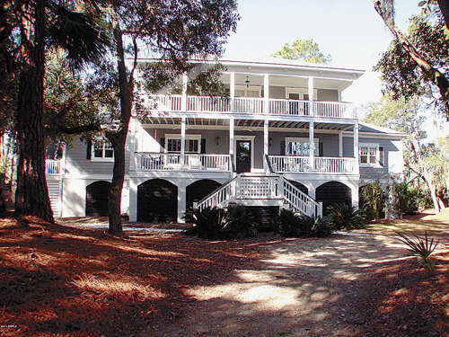 Single Family for Sale at 359 Wahoo Drive Fripp Island, South Carolina 29920 United States
