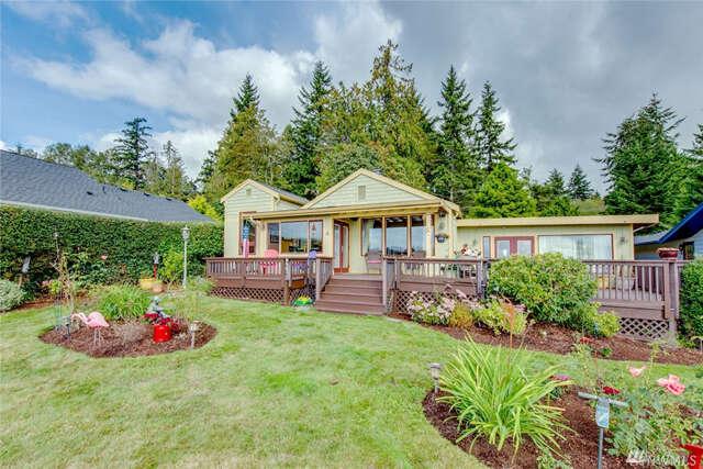 Single Family for Sale at 16655 Lemolo Shore Dr Poulsbo, Washington 98370 United States