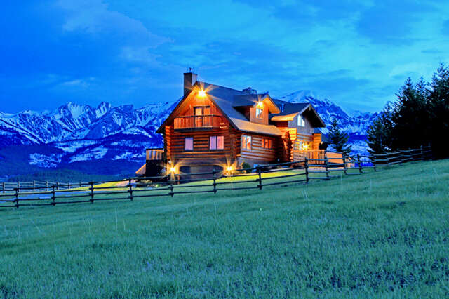 Single Family for Sale at 5000 Petterson Wilsall, Montana 59086 United States