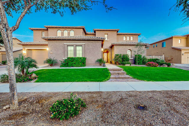 Single Family for Sale at 23151 S 204th Street Queen Creek, Arizona 85142 United States