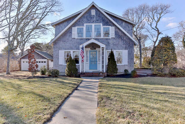 Single Family for Sale at 36 Bank Street Harwich Port, Massachusetts 02646 United States