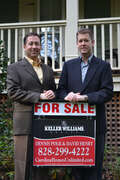 Dennis Polk, David Henry, Asheville Real Estate