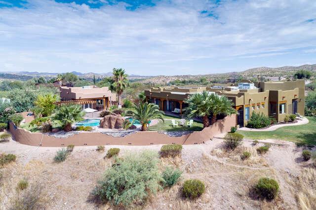 Single Family for Sale at 990 S Camino De Alegre -- Wickenburg, Arizona 85390 United States
