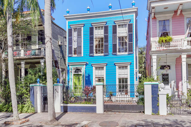 Single Family for Sale at 723 Esplanade Avenue New Orleans, Louisiana 70116 United States