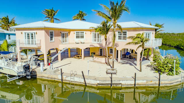 Single Family for Sale at 124 S Layton Drive Long Key, Florida 33001 United States