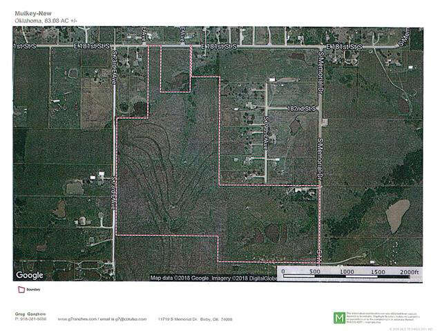 Land for Sale at 18402 S Memorial Drive Bixby, Oklahoma 74008 United States