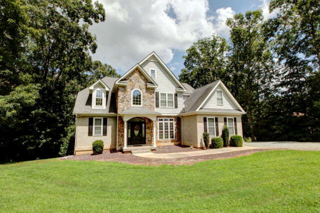 Single Family for Sale at 101 Oak View Drive Clarksville, Virginia 23927 United States