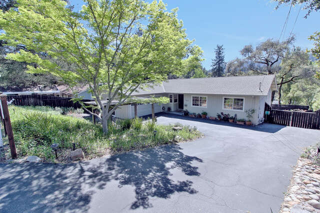 Single Family for Sale at 360 Larita Drive Ben Lomond, California 95005 United States