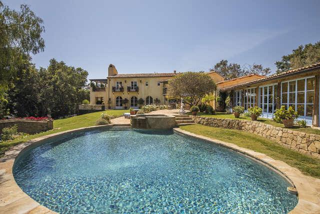 Single Family for Sale at 1525 Las Tunas Rd Santa Barbara, California 93108 United States