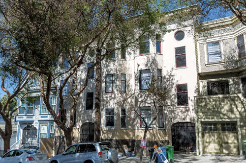 Single Family for Sale at 3137 Folsom St San Francisco, California 94110 United States