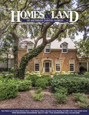 HOMES & LAND Magazine Cover. Vol. 19, Issue 09, Page 7.