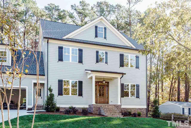 Single Family for Sale at 4812 Rampart Street Raleigh, North Carolina 27609 United States