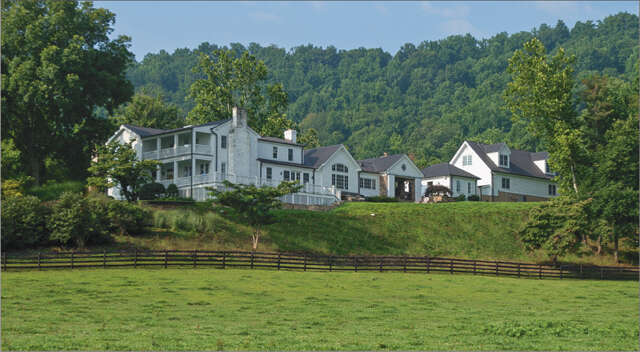 Single Family for Sale at 737 Quaker Run Road Madison, Virginia 22727 United States