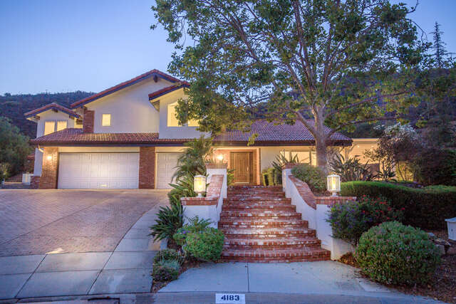 Single Family for Sale at 4183 Churchill Drive Newbury Park, California 91320 United States