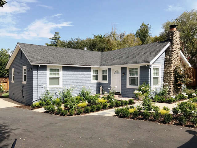 Single Family for Sale at 3841 Alameda De La Pulgas Menlo Park, California 94025 United States