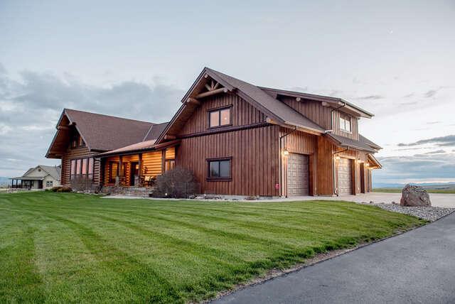 Single Family for Sale at 343 Antelope Ridge Road Belgrade, Montana 59714 United States