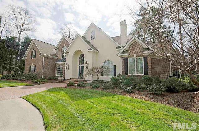 Single Family for Sale at 4 Stoneglen Court Durham, North Carolina 27712 United States