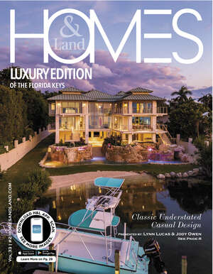 Homes & Land Luxury Edition of the Florida Keys