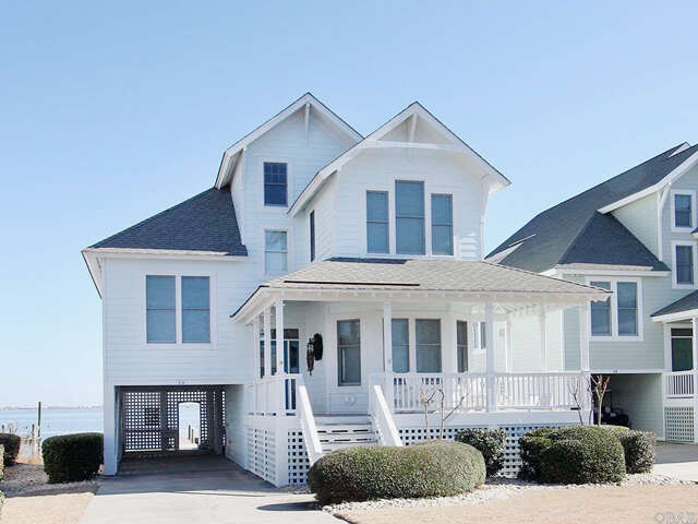 Single Family for Sale at 63 Ballast Point Drive Manteo, North Carolina 27954 United States