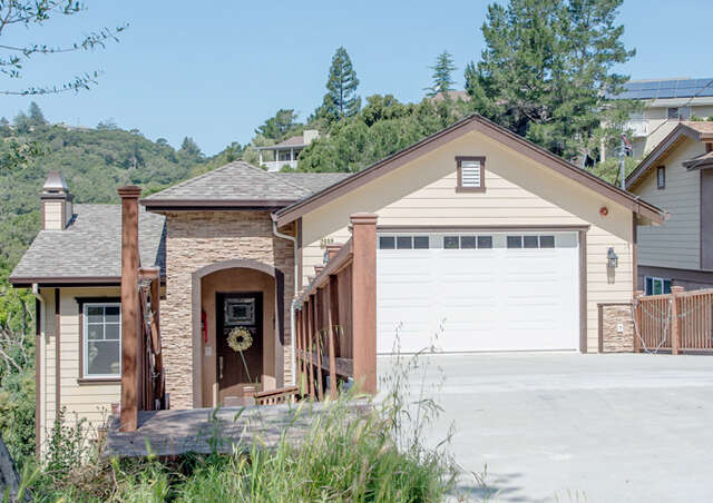 Single Family for Sale at 2609 Monte Cresta Dr Belmont, California 94002 United States