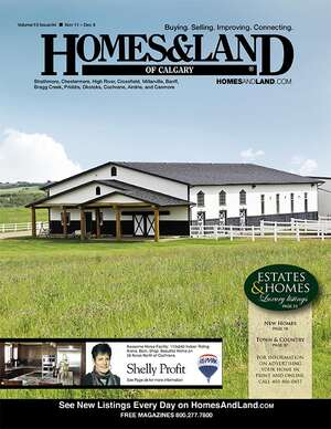 HOMES & LAND Magazine Cover. Vol. 15, Issue 04, Page 38.