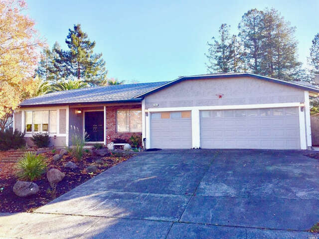 Single Family for Sale at 442 Floral Way Rohnert Park, California 94928 United States