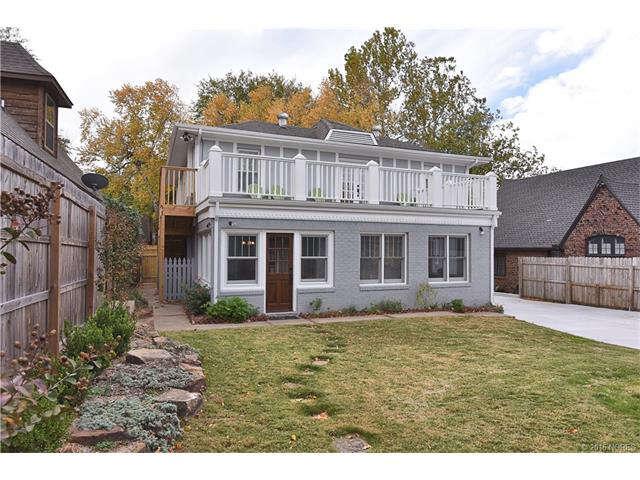 Single Family for Sale at 1241 E 29th Street Tulsa, Oklahoma 74114 United States