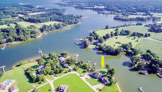 Single Family for Sale at 460 Natty Point Lane Kilmarnock, Virginia 22482 United States