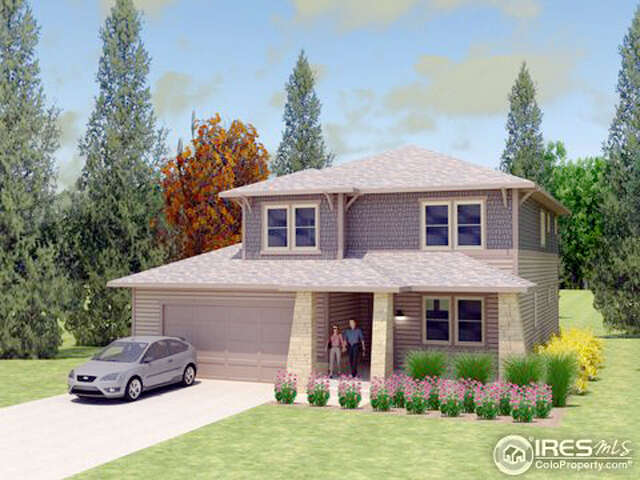 Single Family for Sale at 607 Harvest Moon Dr Severance, Colorado 80550 United States
