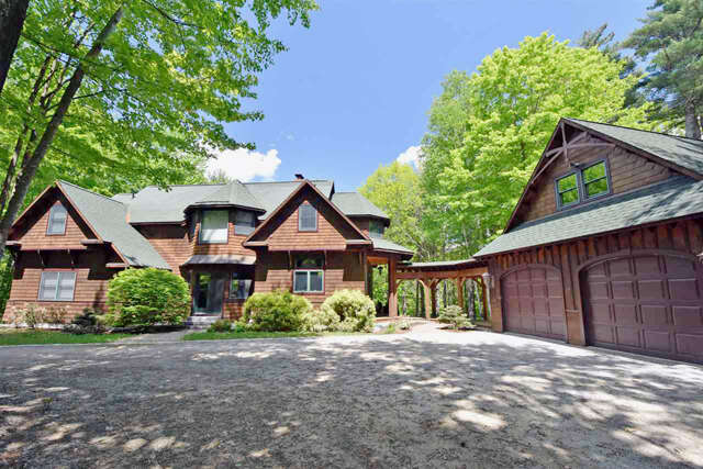 Single Family for Sale at 400 Coxboro Road Holderness, New Hampshire 03245 United States