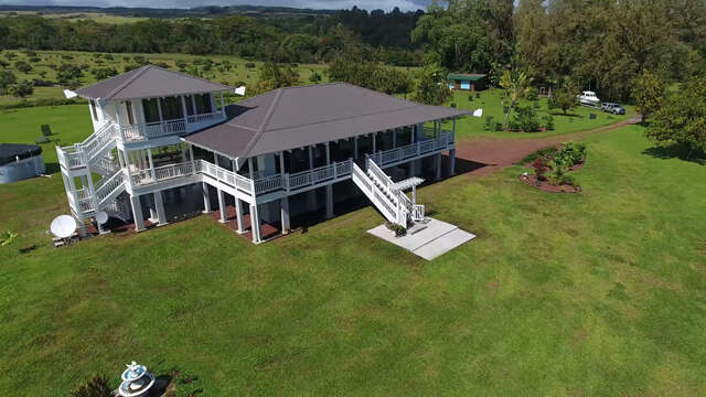 Single Family for Sale at 27-565 La Road Papaikou, Hawaii 96781 United States