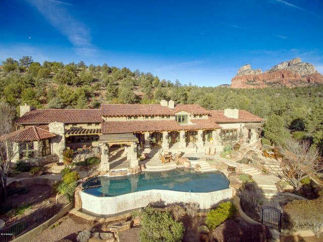 Single Family for Sale at 140 Hidden Meadow Sedona, Arizona 86340 United States