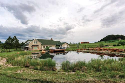 Single Family for Sale at 11904 Crook City Road Whitewood, South Dakota 57793 United States