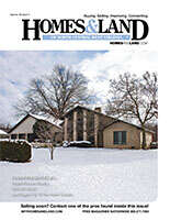 HOMES & LAND Magazine Cover. Vol. 36, Issue 05, Page 14cs.