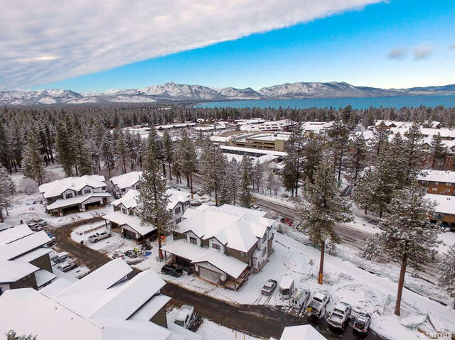 Single Family for Sale at 30 Lake Parkway Drive #1 South Lake Tahoe, California 96150 United States
