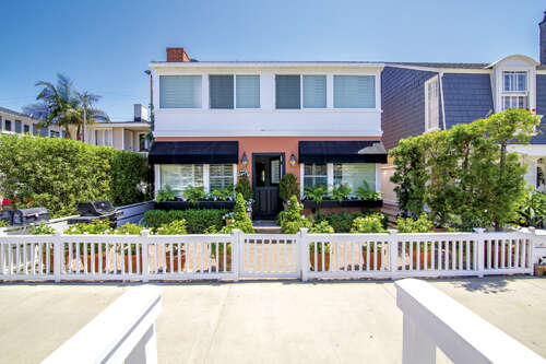 Single Family for Sale at 1107 N Bay Front Newport Beach, California 92662 United States