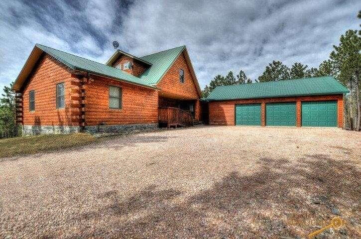 Single Family for Sale at 12276 Gilt Crest Pl Hill City, South Dakota 57745 United States