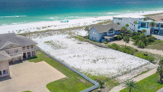 Investment for Sale at 622 Gulf Shore Drive Destin, Florida 32541 United States