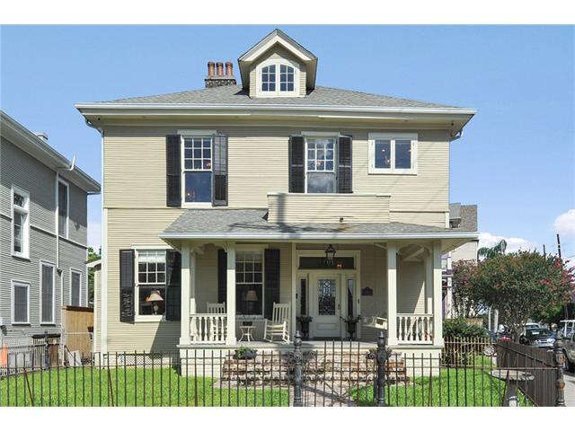 Real Estate for Sale, ListingId:45902614, location: 1301 COLISEUM Street New Orleans 70130