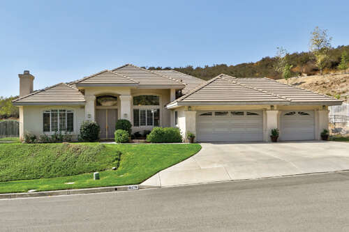Single Family for Sale at 10276 Milan Court Yucaipa, California 92399 United States
