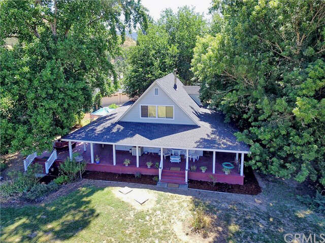Single Family for Sale at 12536 Elk Mountain Road Upper Lake, California 95485 United States