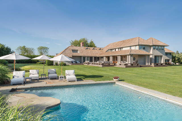 Single Family for Sale at 836 Sagg Main Street Sagaponack, New York 11962 United States