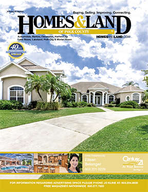 HOMES & LAND Magazine Cover. Vol. 40, Issue 04, Page 11.