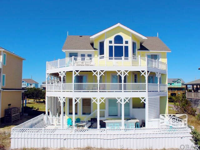 Single Family for Sale at 41421 Ocean View Drive Avon, North Carolina 27915 United States