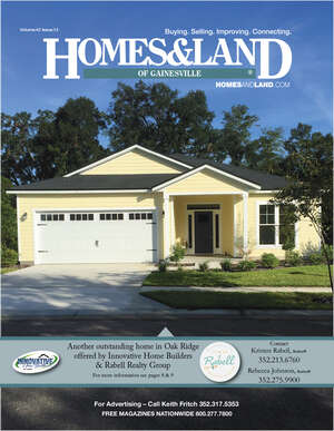 HOMES & LAND Magazine Cover. Vol. 42, Issue 12, Page 9.