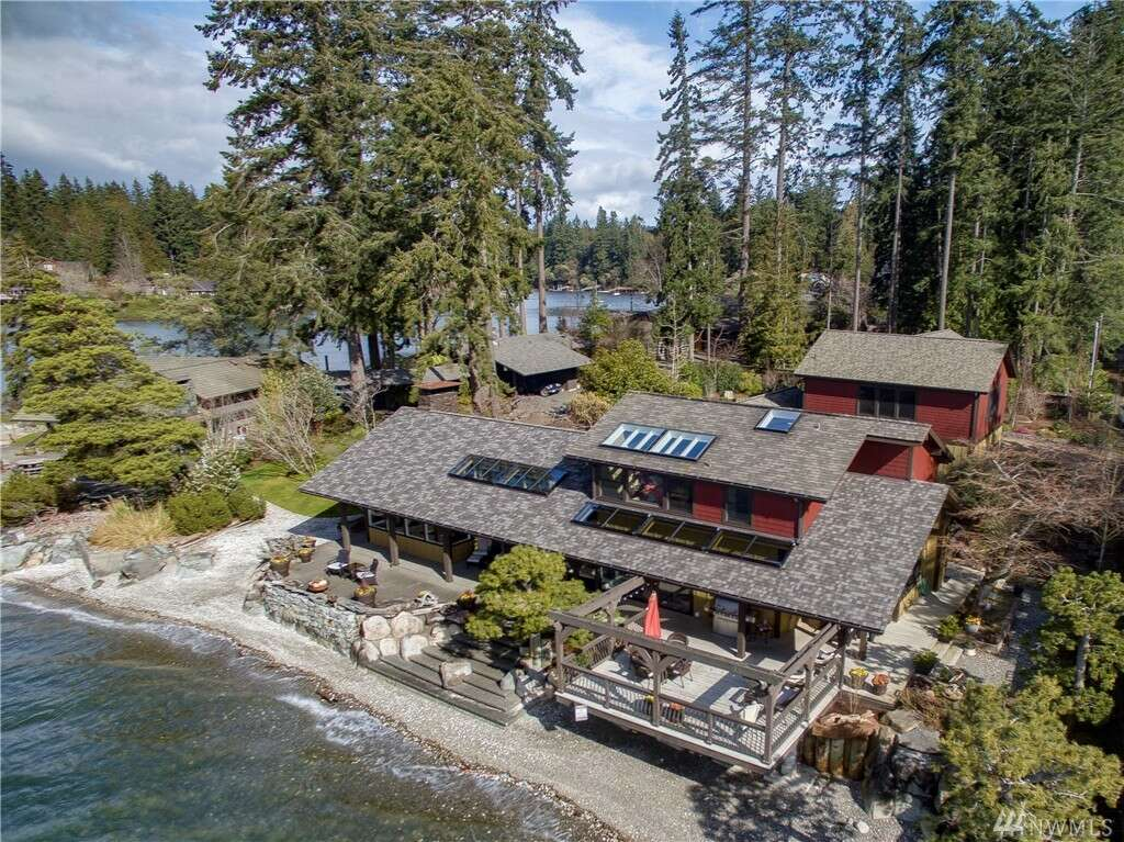 Single Family for Sale at 5340 NE Fletcher Landing Bainbridge Island, Washington 98110 United States