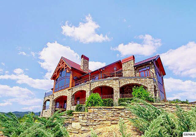 Single Family for Sale at 2410 Smoky Vista Way Sevierville, Tennessee 37862 United States